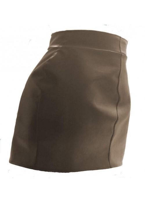 Ouvert - F.Girth schwarz Hotpants Ouvert mit Reißverschluss -